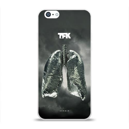 Чехол для Apple iPhone 6 силиконовый глянцевый  Фото 01, TFK Exhale