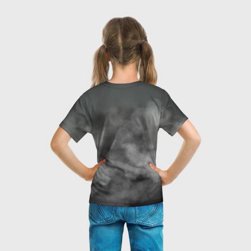 Детская футболка 3D  Фото 04, TFK Exhale