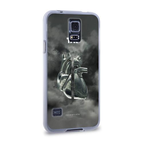Чехол для Samsung Galaxy S5 силиконовый  Фото 02, TFK  Incomplete