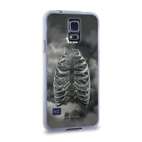 Чехол для Samsung Galaxy S5 силиконовый  Фото 02, TFK Born Again