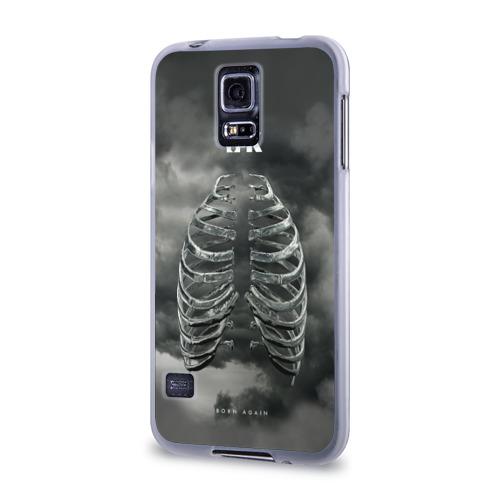 Чехол для Samsung Galaxy S5 силиконовый  Фото 03, TFK Born Again
