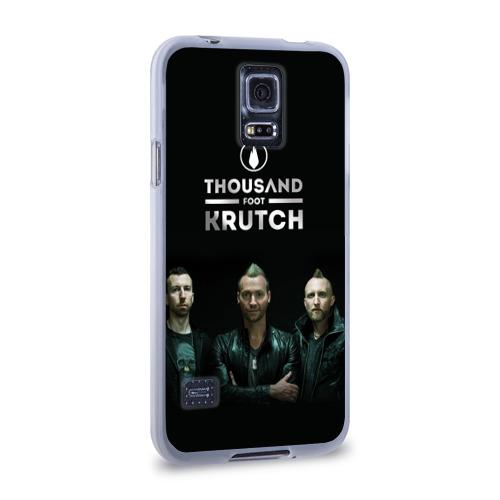 Чехол для Samsung Galaxy S5 силиконовый  Фото 02,  TFK band