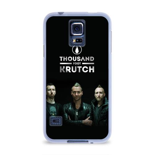 Чехол для Samsung Galaxy S5 силиконовый  Фото 01,  TFK band