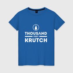 Thousand Foot Krutch logo
