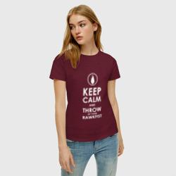 Keep calm TFK