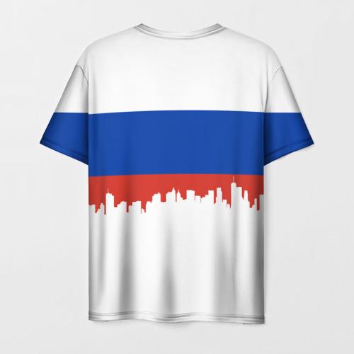 Мужская футболка 3D SAMARA (Самара) Фото 01