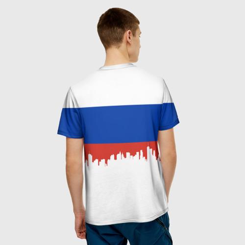 Мужская футболка 3D 'SAMARA (Самара)'
