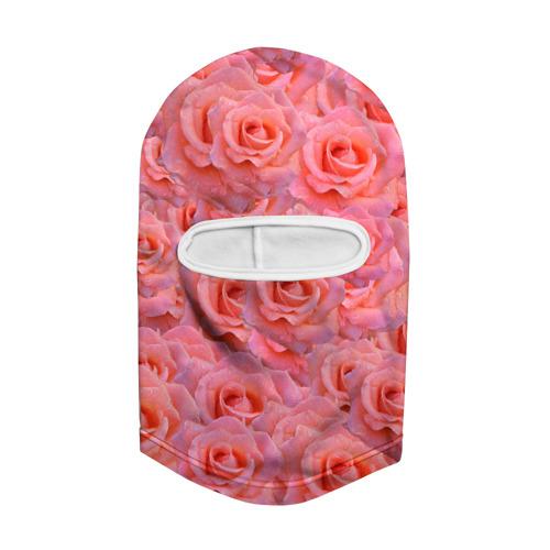 Балаклава 3D  Фото 02, Розы