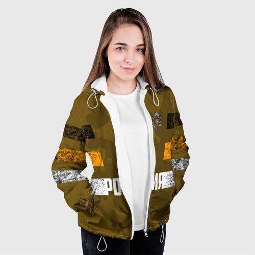 Женская куртка 3D  Фото 04, Российская империя