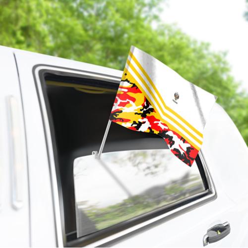 Флаг для автомобиля  Фото 03, Камуфляж Российская Империя