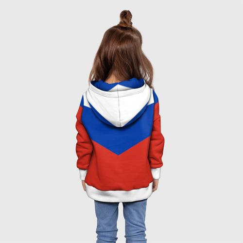 Детская толстовка 3D Россия Фото 01
