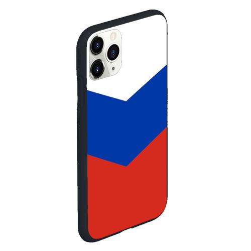 Чехол для iPhone 11 Pro матовый Россия Фото 01