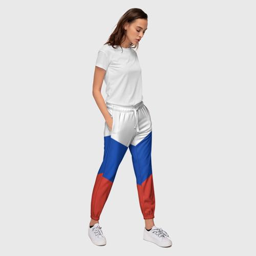 Женские брюки 3D Россия Фото 01