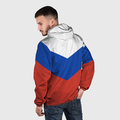 Мужская ветровка 3D Россия Фото 01