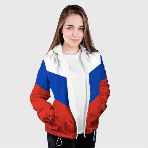 Женская куртка 3D Россия Фото 01