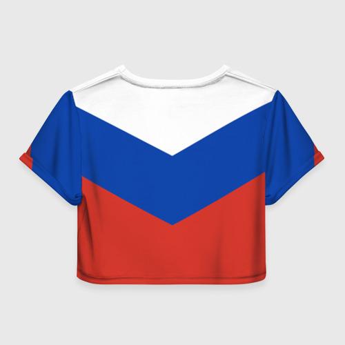 Женская футболка Cropp-top Россия Фото 01
