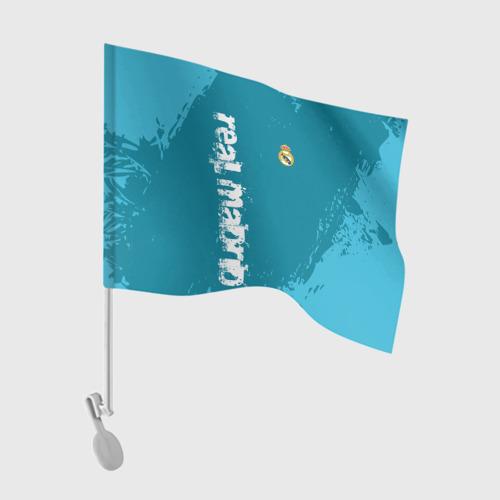 Флаг для автомобиля REAL MADRID