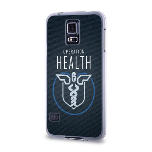Чехол для Samsung Galaxy S5 силиконовый  Фото 03, Operation health