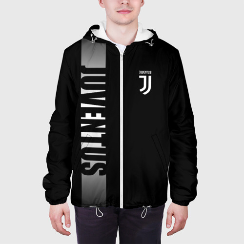 Мужская куртка 3D  Фото 04, JUVENTUS SPORT