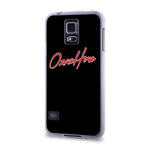 Чехол для Samsung Galaxy S5 силиконовый  Фото 03, Одна ночь