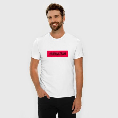 Мужская футболка премиум  Фото 03, #buzovateam