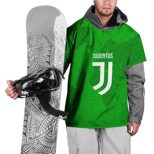 Накидка на куртку 3D JUVENTUS SPORT