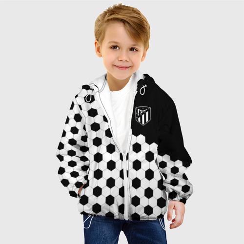 Детская куртка 3D Atletico Madrid Фото 01