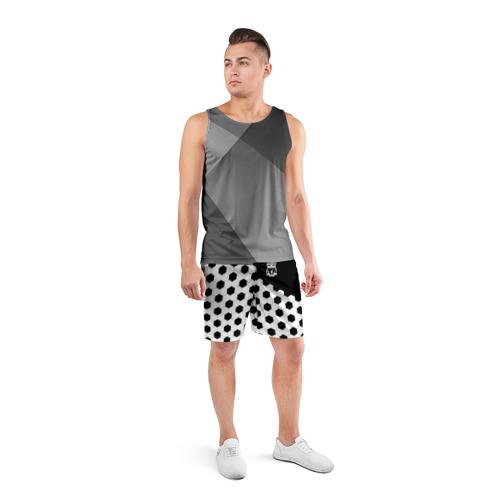 Мужские шорты 3D спортивные  Фото 04, FC Liverpool