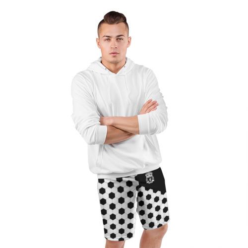 Мужские шорты 3D спортивные  Фото 05, FC Liverpool