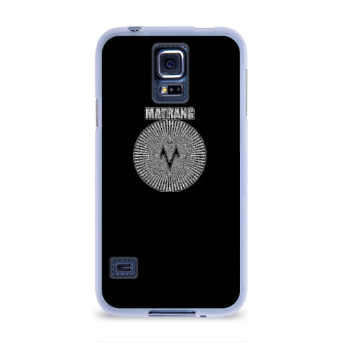Чехол для Samsung Galaxy S5 силиконовый  Фото 01, Matrang - omo