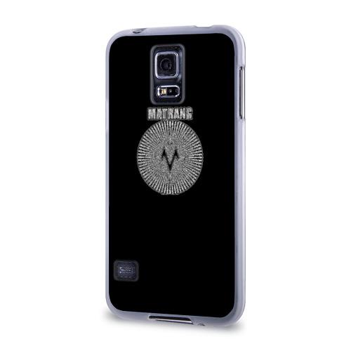 Чехол для Samsung Galaxy S5 силиконовый  Фото 03, Matrang - omo
