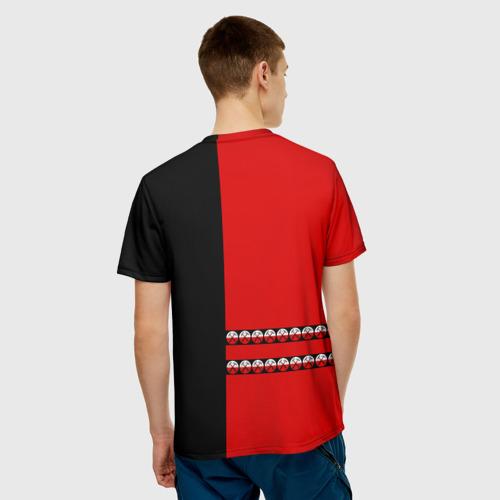 Мужская футболка 3D 'Pink Floyd'