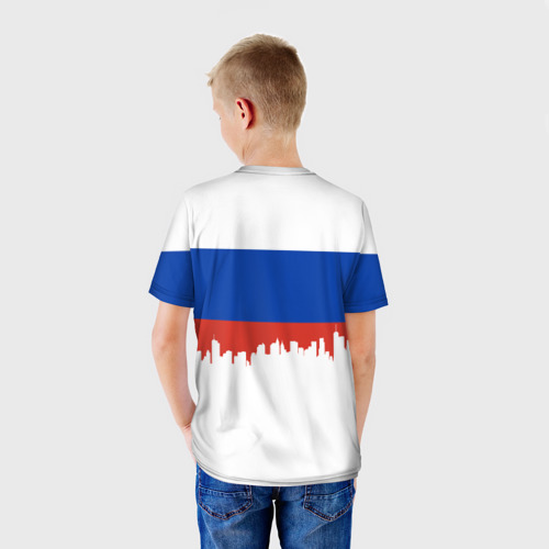 Детская футболка 3D  Фото 02, Санкт-Петербург