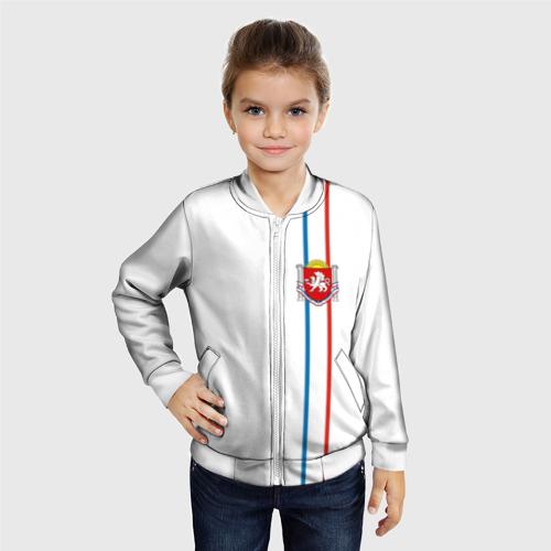 Детский бомбер 3D  Фото 06, Республика Крым