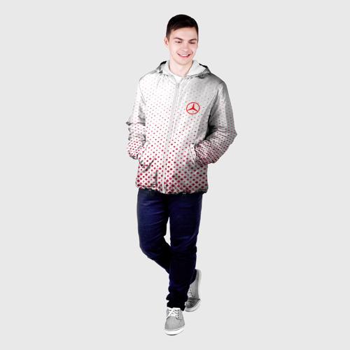 Мужская куртка 3D  Фото 03, MERCEDES-BENZ