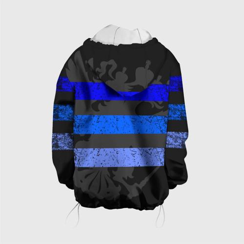 Детская куртка 3D  Фото 02, Полиция