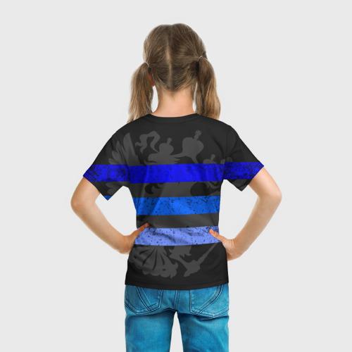 Детская футболка 3D  Фото 04, Полиция