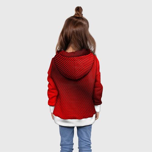 Детская толстовка 3D  Фото 02, MITSUBISHI SPORT