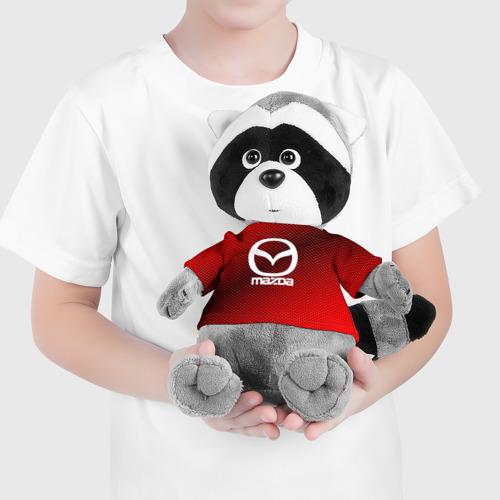 Игрушка Енотик в футболке 3D MAZDA SPORT Фото 01