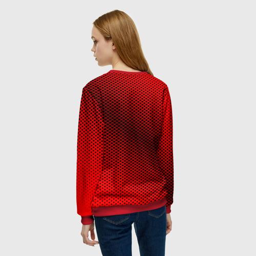 Женский свитшот 3D MAZDA SPORT Фото 01