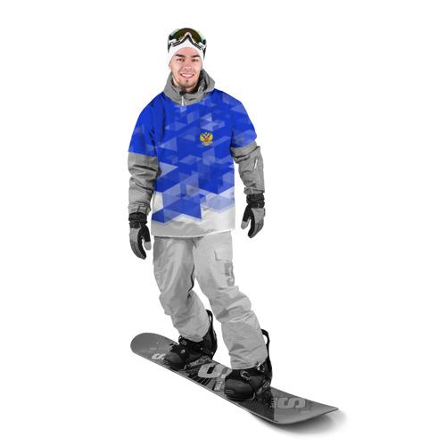 Накидка на куртку 3D  Фото 03, RUSSIA SPORT