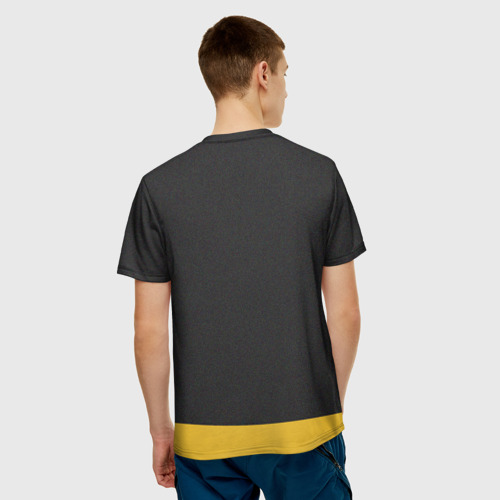 Мужская футболка 3D  Фото 02, Элджей