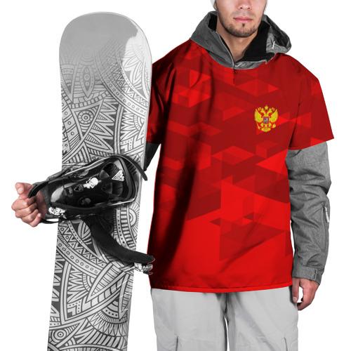 Накидка на куртку 3D  Фото 01, RUSSIA SPORT