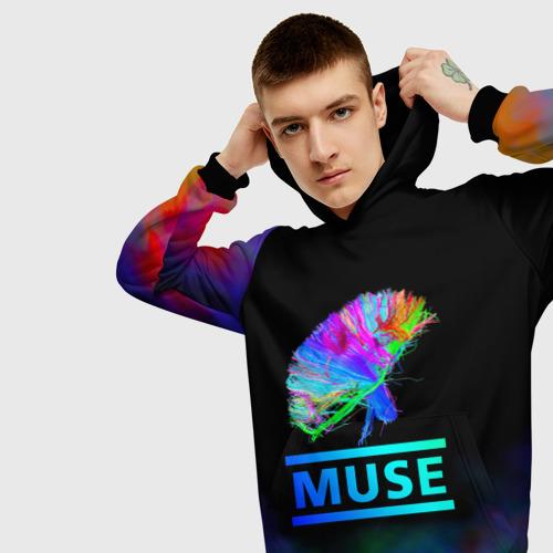 Мужская толстовка 3D  Фото 01, Muse