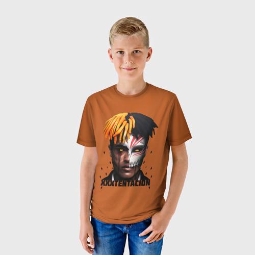 Детская футболка 3D  Фото 01, XXXtentacion (3)