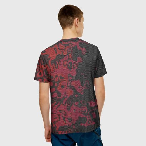 Мужская футболка 3D  Фото 02, Kevlar Ultra Хайпанём?