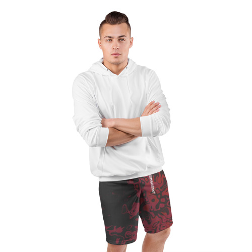 Мужские шорты 3D спортивные  Фото 05, Kevlar Ultra Хайпанём?