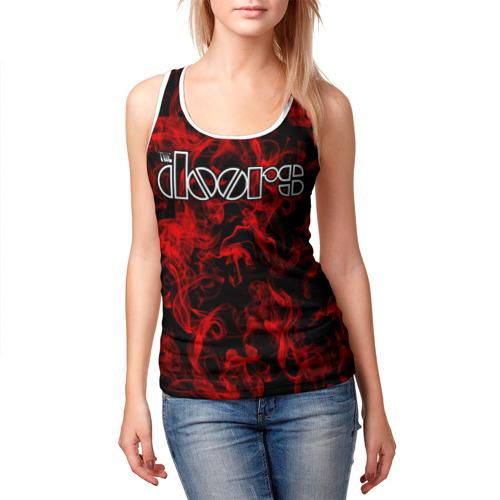 Женская майка 3D  Фото 03, The Doors