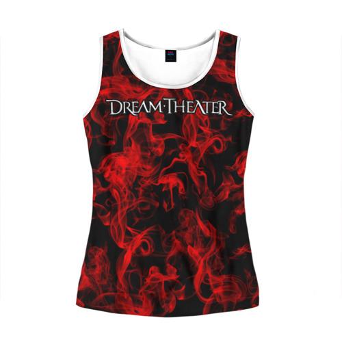 Женская майка 3D  Фото 01, Dream Theater