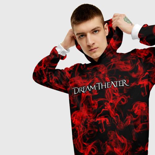 Мужская толстовка 3D  Фото 01, Dream Theater